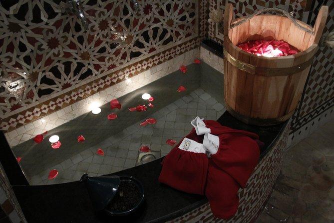 Hamman Experience at Palais Amani in Fez