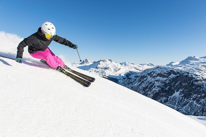 Silver Ski or Snowboard Rental Package