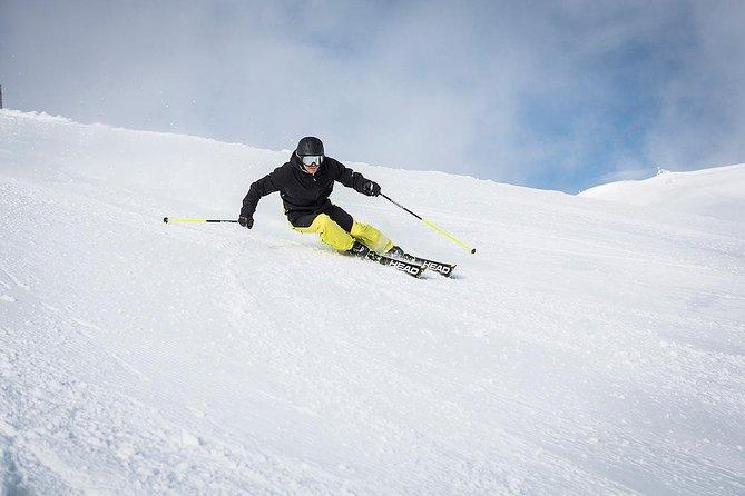 Gold Ski or Snowboard Rental Package