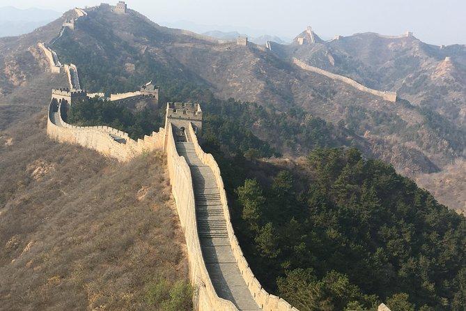 Jingshanling Great Wall Tour privado con conductor de habla inglesa incluyendo ticket