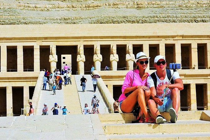 Private Over Day trip to discover Luxor City East and West Banks of Luxor