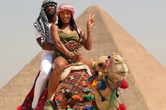 Cairo & Giza Pyramids & Desert Adventure 6 Days 5 Nights