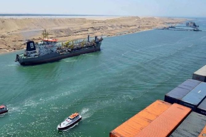 Suez Canal Full-Day Tour from Cairo