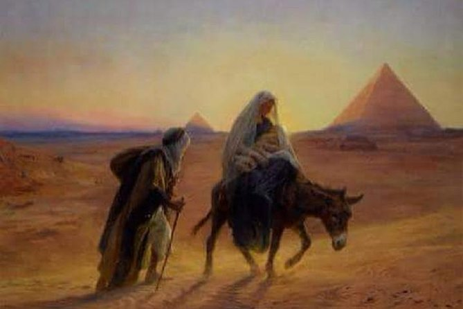 Follow in Jesus' Footsteps: 15-Day Egypt Holy Family Tour