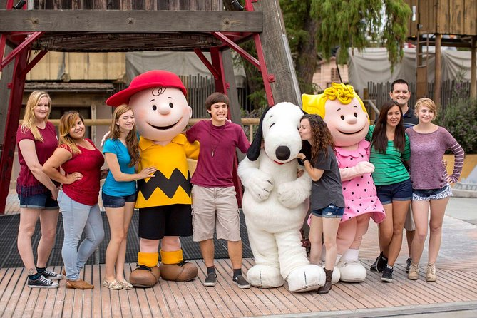 Skip the Line: Knott's Berry Farm General Admission Ticket