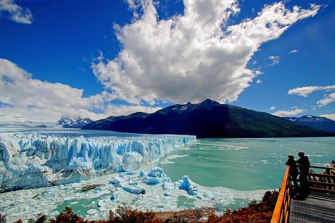 Full Day Tour to the Perito Moreno Glacier including Boat Safari
