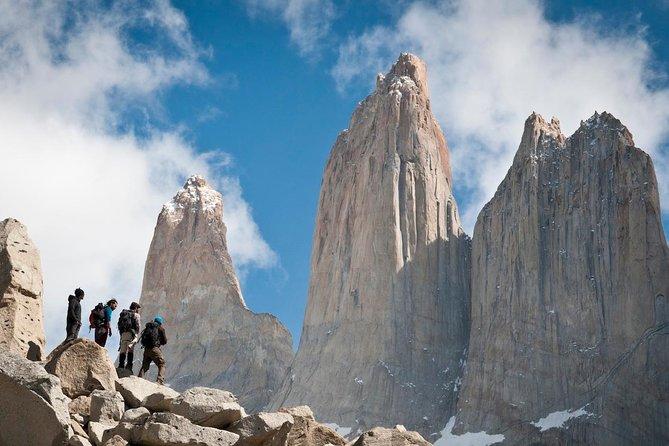 Excursión de día completo a Las Torres - Parque nacional Torres del Paine