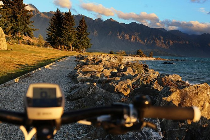 ChargeAbout Queenstown - Full-Day Electric Mountain Bike Rental