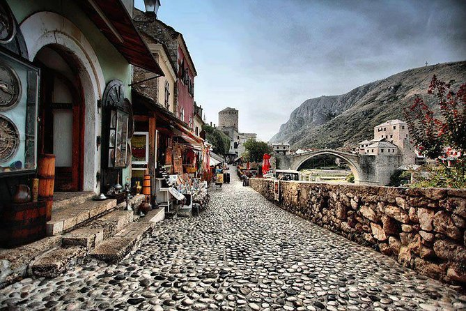 Mostar city tour - where East meets West