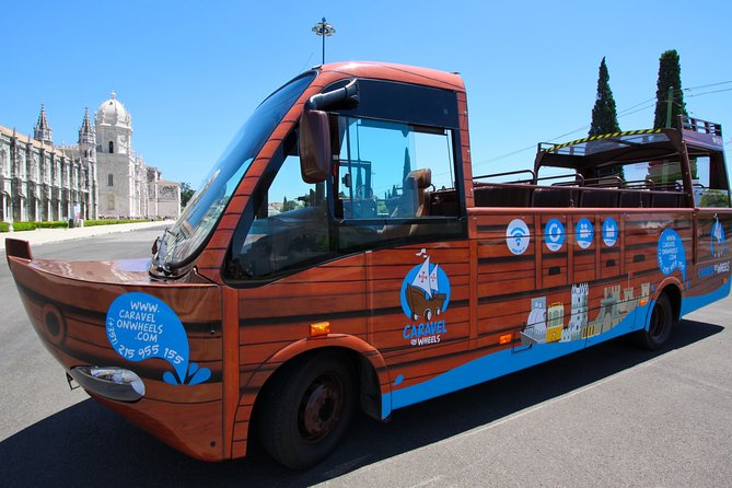 Best of Lisbon City Tour: History and Sightseeing Bus photo 2