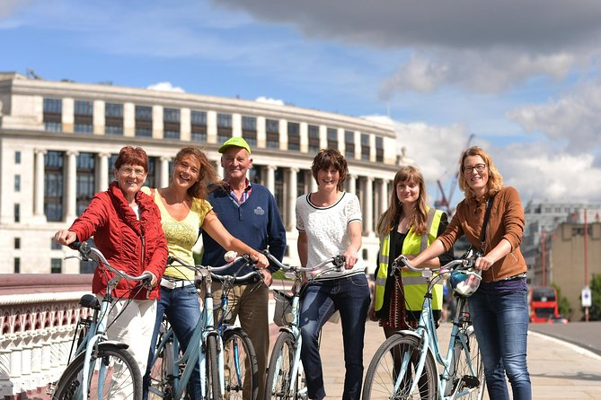 Private Bicycle Tour of London
