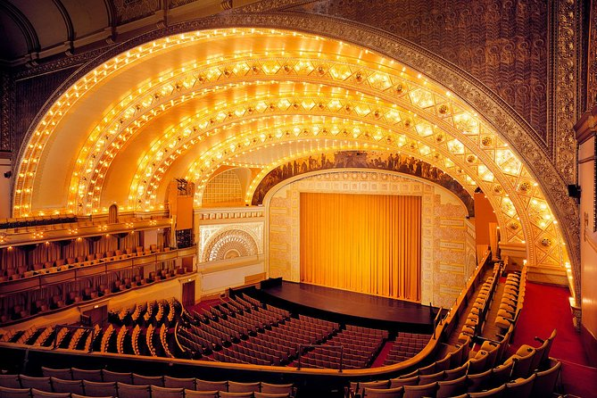 Auditorium Theatre :: View from House