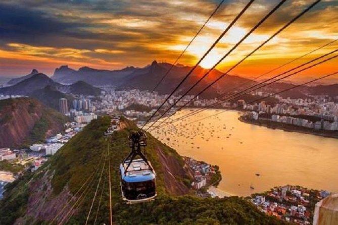 Rio de Janeiro Private Custom Full-Day Sightseeing Tour