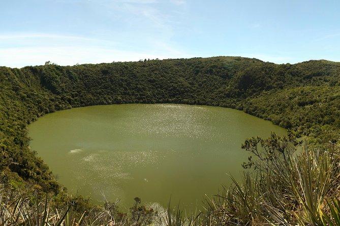 Gold Museum og Guatavita Lake fra Bogotá