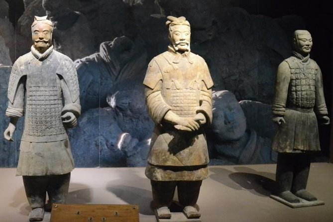 Private Day Tour of Terracotta Warriors and Horses Museum, Big Wild Goose Pagoda and Muslim Quarter