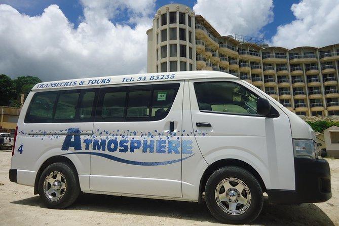 Airport Arrival Transfer - To Port Vila Hotel