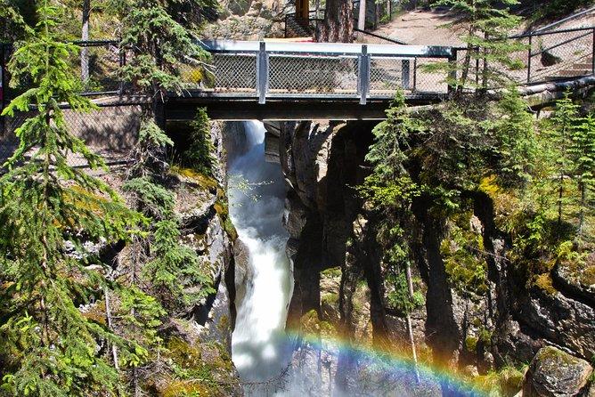 Parc national Jasper - Visite de la vallée de la Maligne, du lac Medicine et de Spirit Island*