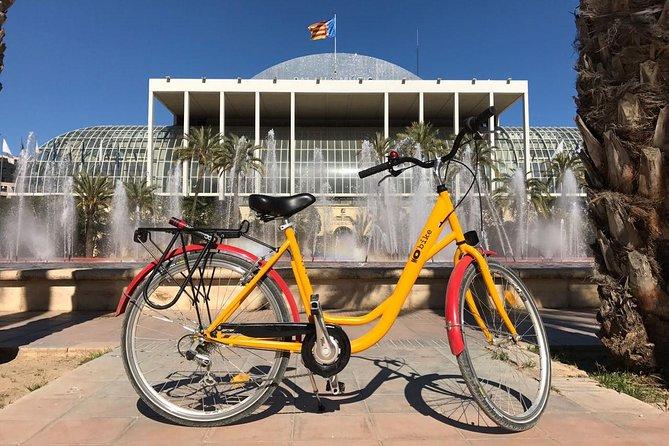 Valencia MO'Bike Tour