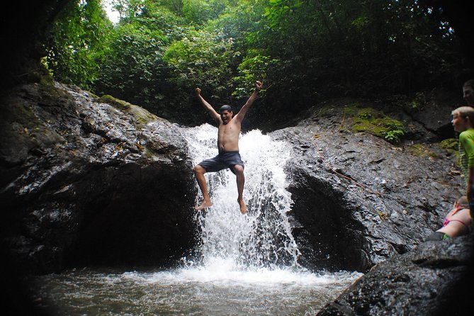 Hiking and Waterfall Tour in Jaco