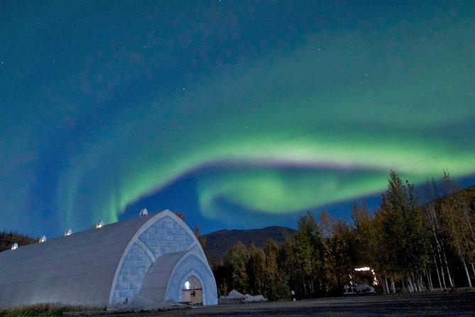 Chena Hot Springs: Aurora Night Tour vanuit Fairbanks