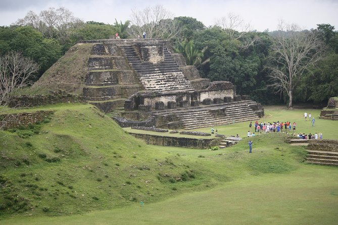 Altun Ha and Horse Back Riding From Belize City