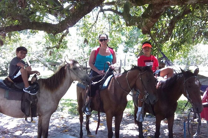 Horse Back Riding and Howler Monkey Sanctuary from Belize City
