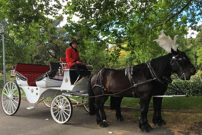 Melbourne Horse Drawn Carriage Garden Highlights Tour™