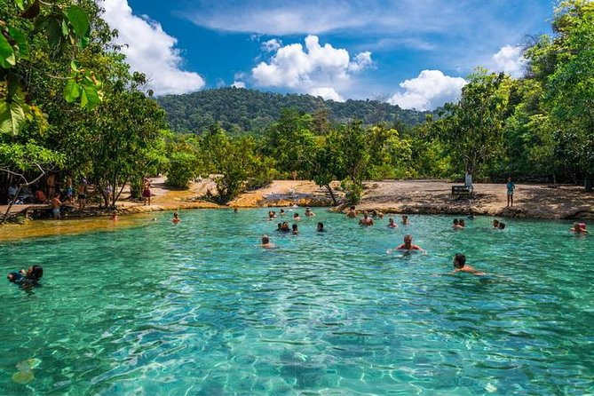 Jungle Tour Hot Spring and Emerald Pool