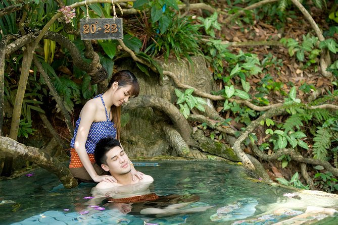 Half-Day Wareerak Hot Spring Spa in Krabi: Kinnaree Rueng Ra