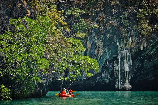 Hong Island and Kayaking