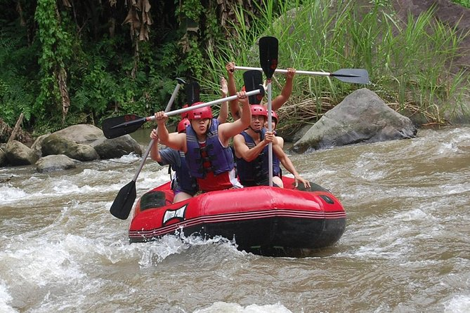 Atv Riding And Rafting Tour