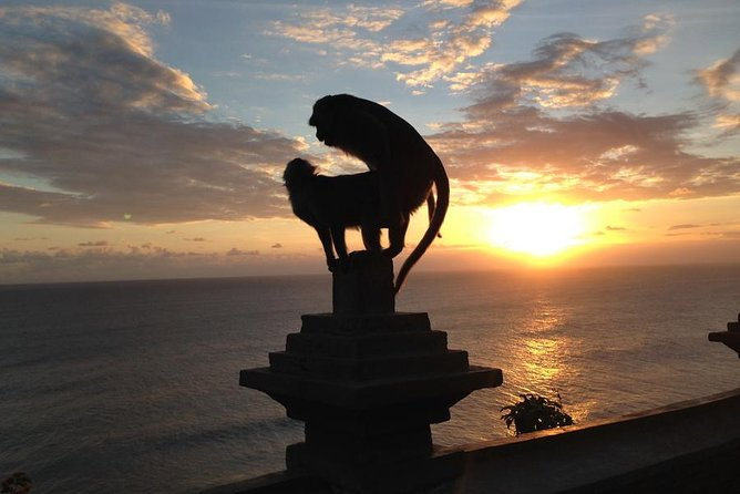 Uluwatu Temple Tour And Sunset View