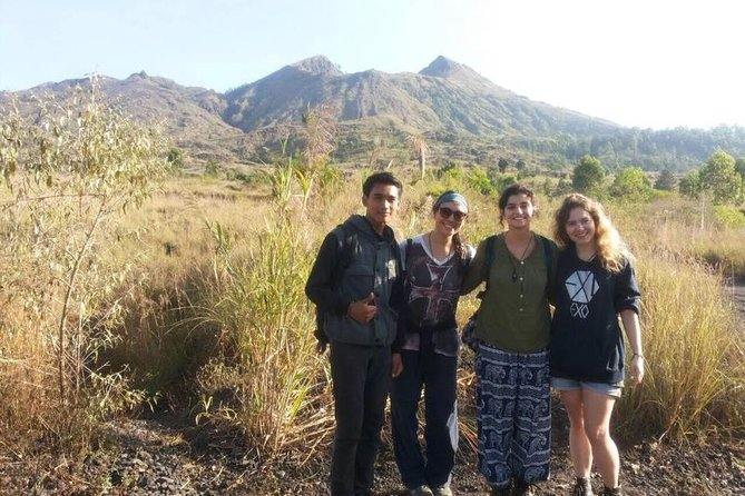 Bali Volcano Batur Sunrise Trekking