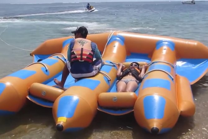 Bali Water Activity - Water Sport at Tanjung Benoa Beach