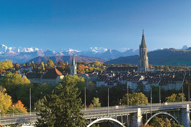 Bern Small-Group Day Trip from Lucerne With Emmental Dairy Visit
