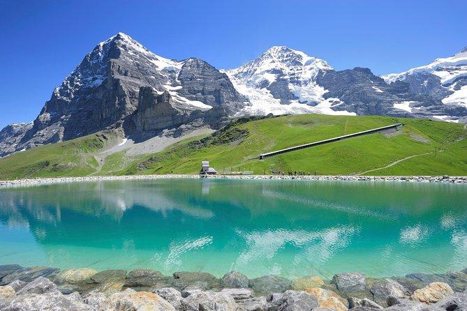 Excursão de um dia aos Alpes Bernese Oberland saindo de Zurique: panorama de Kleine Scheidegg e Jungfraujoch