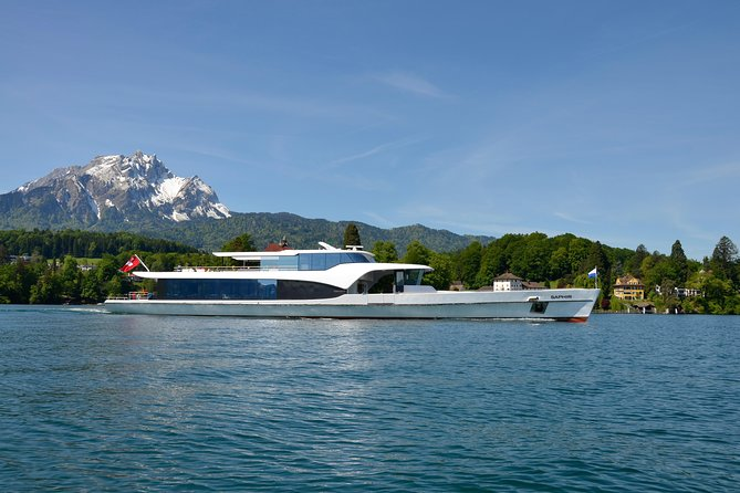 Lucerne Day Trip from Zurich Including Lake Lucerne Cruise photo 4