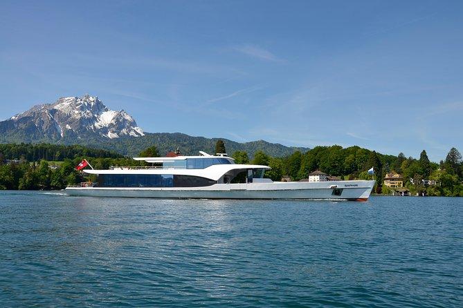 Excursão de um dia a Lucerna saindo de Zurique com Cruzeiro pelo Lago de Lucerna