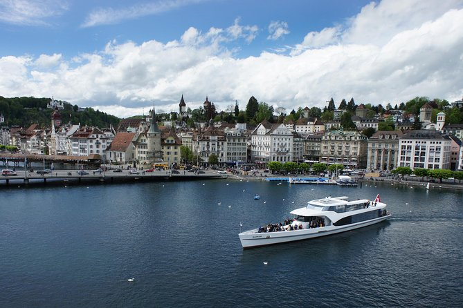 Lucerne Day Trip from Zurich Including Lake Lucerne Cruise photo 5