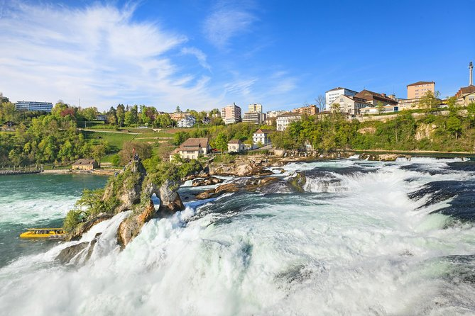 Rhine Falls Tour from Zurich