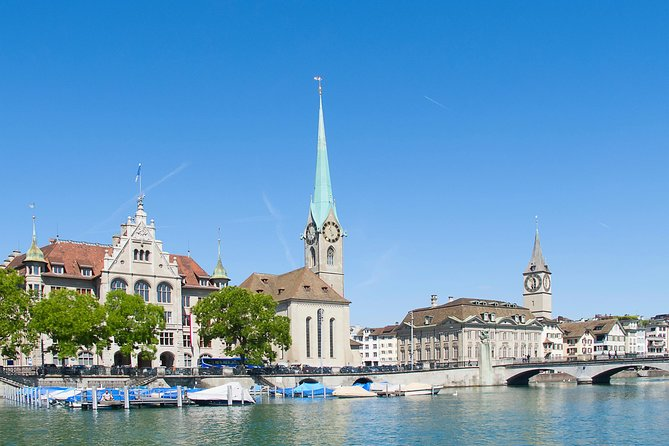Private Tour: Zurich Walking Tour photo 1