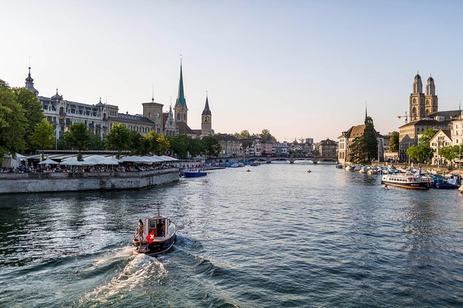 Supersaver: Zurich Highlights Tour, Rhine Falls and Stein am Rhein from Zurich