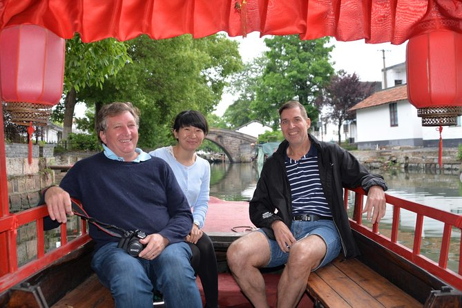 Private Zhujiajiao and Shanghai City Highlights Combo Tour