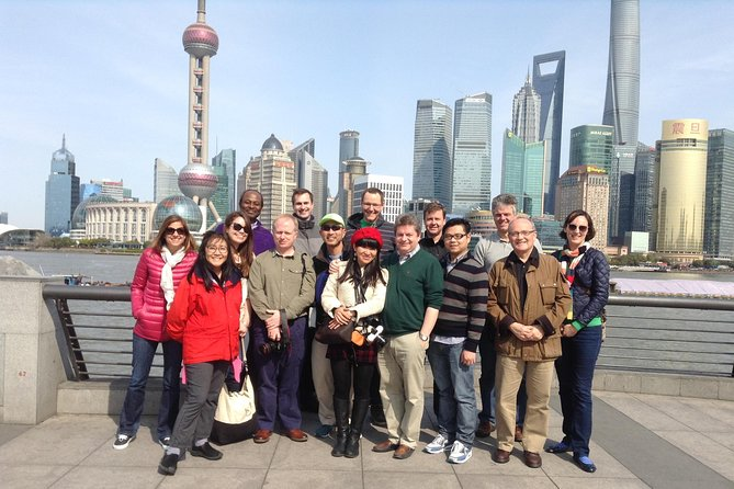 Private Shanghai City Highlight and Hidden Gems with Culinary Experience
