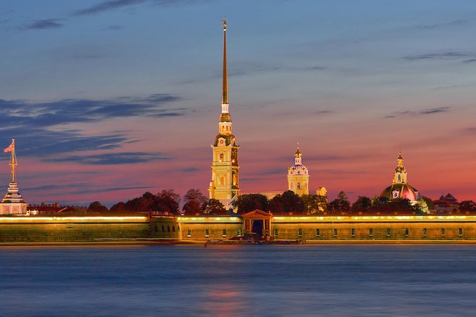 Saint Petersburg PRIVATE City Tour with Peter and Paul Fortress
