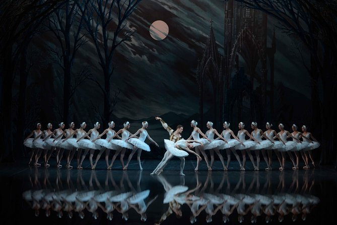 Skip the Line: St. Petersburg: Russian Ballet at the Hermitage Theatre Ticket