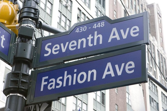 Garment District Special Access Shopping Tour photo 1