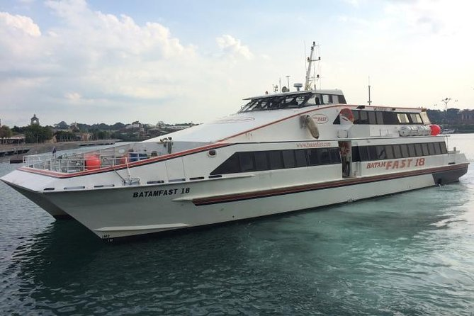 Private Tour: Batam Day Trip from Singapore with Round-Trip Ferry and Lunch photo 1