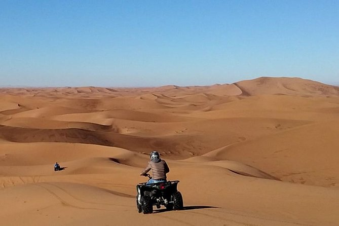 10-Days Guided Quad Tour - Sahara Dunes Chigaga, Mountains & Kasbah