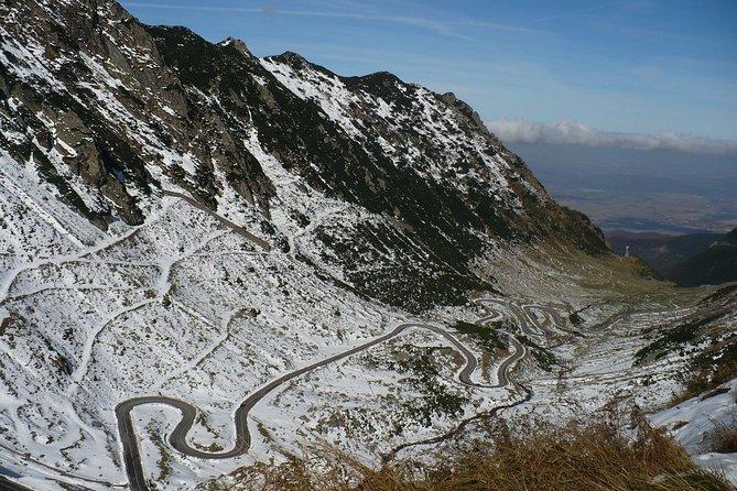 Transfagarasan Highroad Tour from Brasov (warm season)